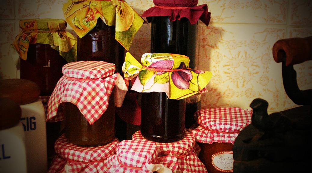 Marmeladengl ser dekorieren 20 deko ideen zum selbermachen - Marmeladenglas deko ...