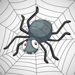 Zauberkuerbis - Spinne im Netz - Das Spiel